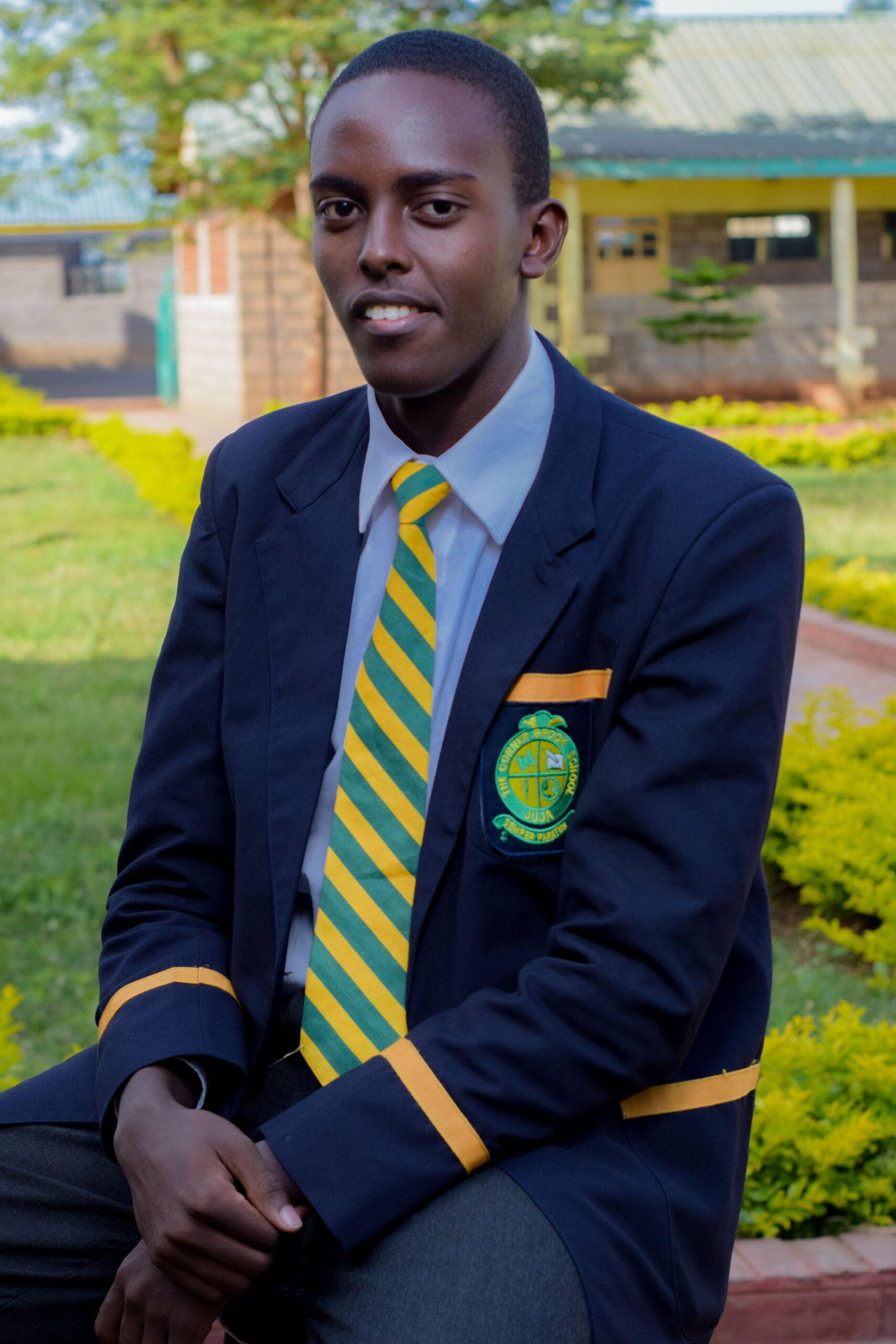 Fred Mwangi