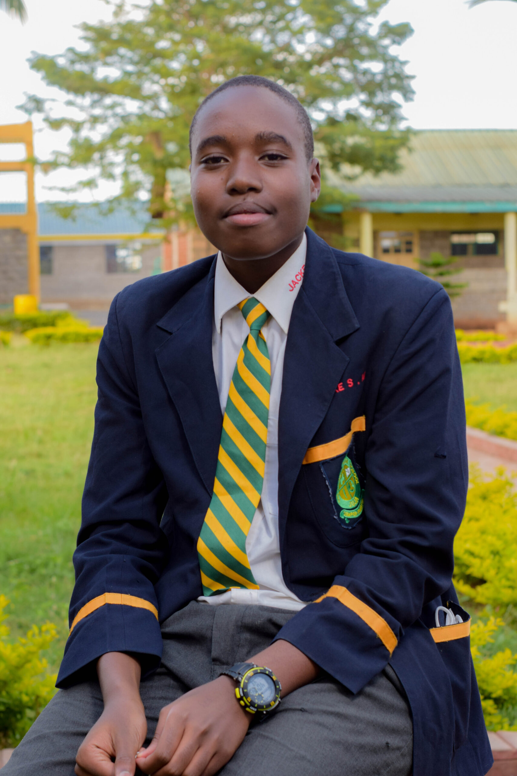 Jakes Muthomi